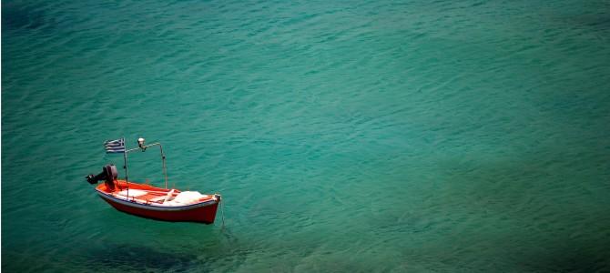 Fishing Near Greece – Jealous?